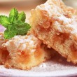 Apple cake — Stock Photo #4095243