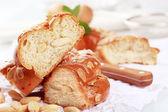 Sweet bread — Stock Photo