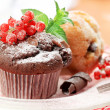 Fresh muffins — Stock Photo #4107066