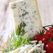 blue cheese&quot — Stock Photo