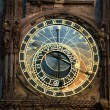 Prague Astronomical Clock — Stock Photo #4174795