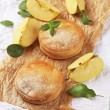 Stock Photo: Apple pies
