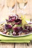 Couscous salade — Stockfoto