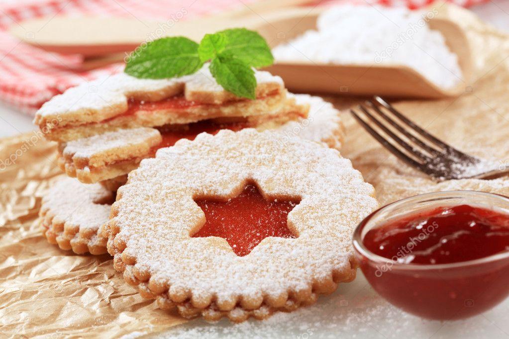Фотообои на заказ - Варенье печенье Фотообои на заказ