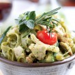 Pasta dish — Stock Photo #4514297