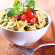 Royalty-Free Stock Photo: Pasta salad