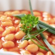 Baked beans — Stock Photo #4794562