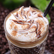 Liqueur coffee — Stock Photo #4979217