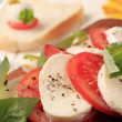 Caprese salad — Stock Photo #5214633