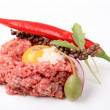Steak tartare — Stock Photo #5217712