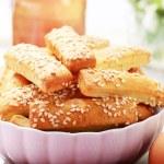 Crispy snacks — Stock Photo #5221424