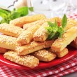Crispy snacks — Stock Photo #5221426