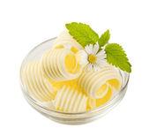 Butter curls — Stock Photo