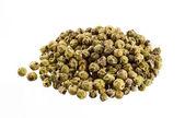 Grani di pepe verde — Foto Stock