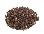 Black peppercorns — Stok fotoğraf