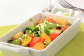 Gemengde groenten — Stockfoto