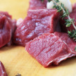 Royalty-Free Stock Photo: Stew meat