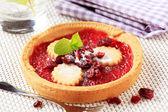 Jelly tart — Stock Photo