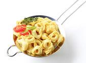 Stuffed pasta — Stock Photo
