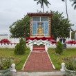 Buddhist shrine — Stock Photo
