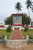 Santuario budista — Foto de Stock