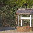 Stock Photo: Garden well