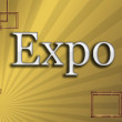 Expo, illustration - Stock Photo