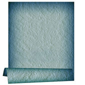 Textural old blue paper — Stock Photo