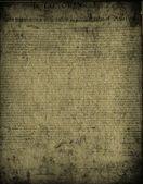 Texturních starý dopis — Stock fotografie