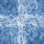 Blue fantasy infinity background — Stock Photo