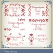Royalty-Free Stock Векторное изображение: Abstract vintage frame background
