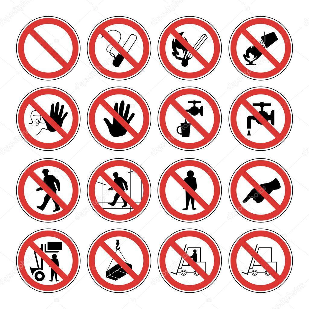 Kitchen Safety Signs Download: Hazard Warning, Health & Safety And Public Information