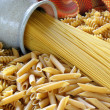 Healthy Whole Grain Pasta — Stock Photo #5061219