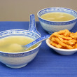 Chinese Won Ton Soup — Stock Photo #5218891