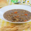Beef Barley Soup — Stock Photo #5218942