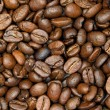 Fresh coffee beans for background — Stock Photo