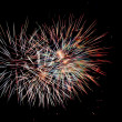 Beautiful Fireworks — Stock Photo #5225465