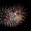 Beautiful Fireworks — Stockfoto