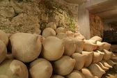 Roman amphora, Arena (colosseum) in Pula, Croatia — Stock Photo