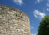 プーラ、クロアチアの古代の要塞の町 — ストック写真