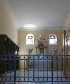 Euphrasian basilica, Porec, Istria, Croatia. Included in the UNESCO World H — Stock Photo
