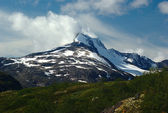Summit in Jotunheimen — Stock Photo
