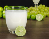 Pisco Sour — Fotografia Stock