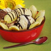 Banana Split — Stock Photo