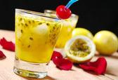 Passion-fruit Juice — Stock Photo