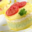 Royalty-Free Stock Photo: Peruvian Dish Called Causa