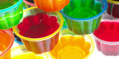 Colorful Jellies — Stock Photo