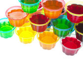Colorful Jellies — Stock Photo