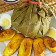 Traditional Peruvian Food Called Juane — Lizenzfreies Foto