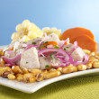 Peruvian-Style Ceviche — Stock Photo #5331236